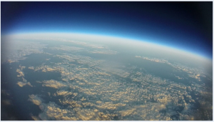 chp-badge-on-high-altitude-baloon