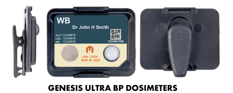 Genesis Ultra BP Dosimeter